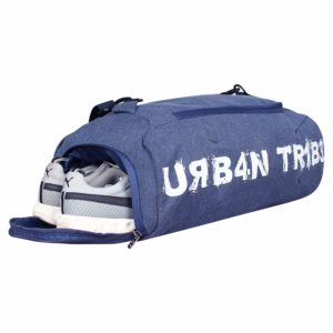 Gym Bags With Shoe Compartment